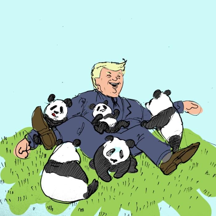 trump-panda