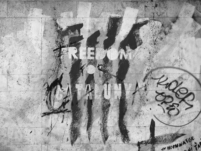 Catalonia Spain Mural Wall Graffiti Street Art